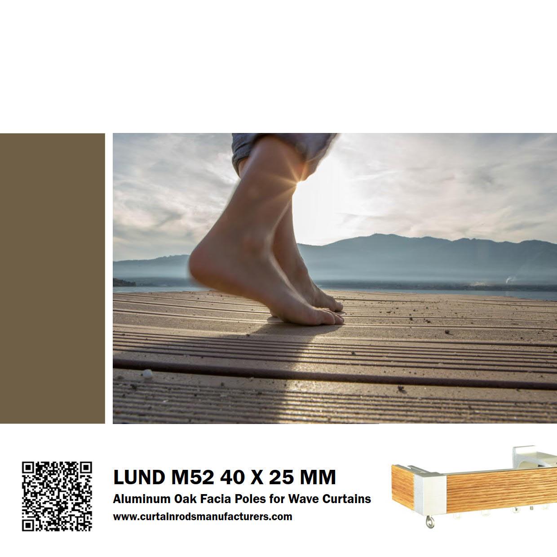 Lund M52 40 x 25mm