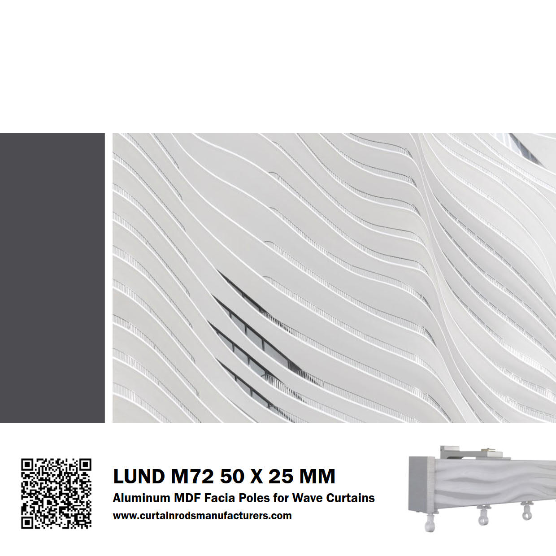 Lund M72 50 x 25mm