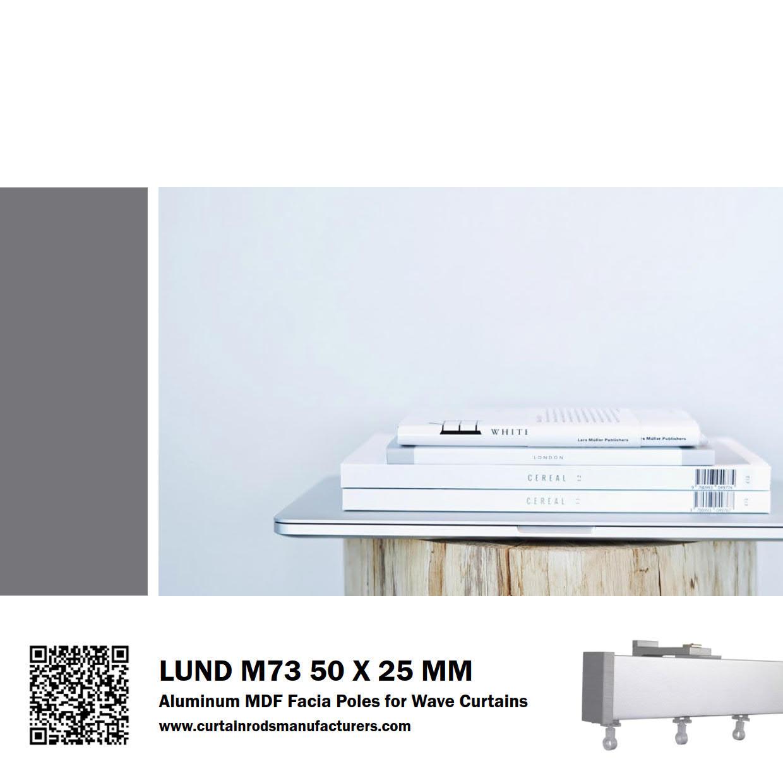 Lund M73 50 x 25mm