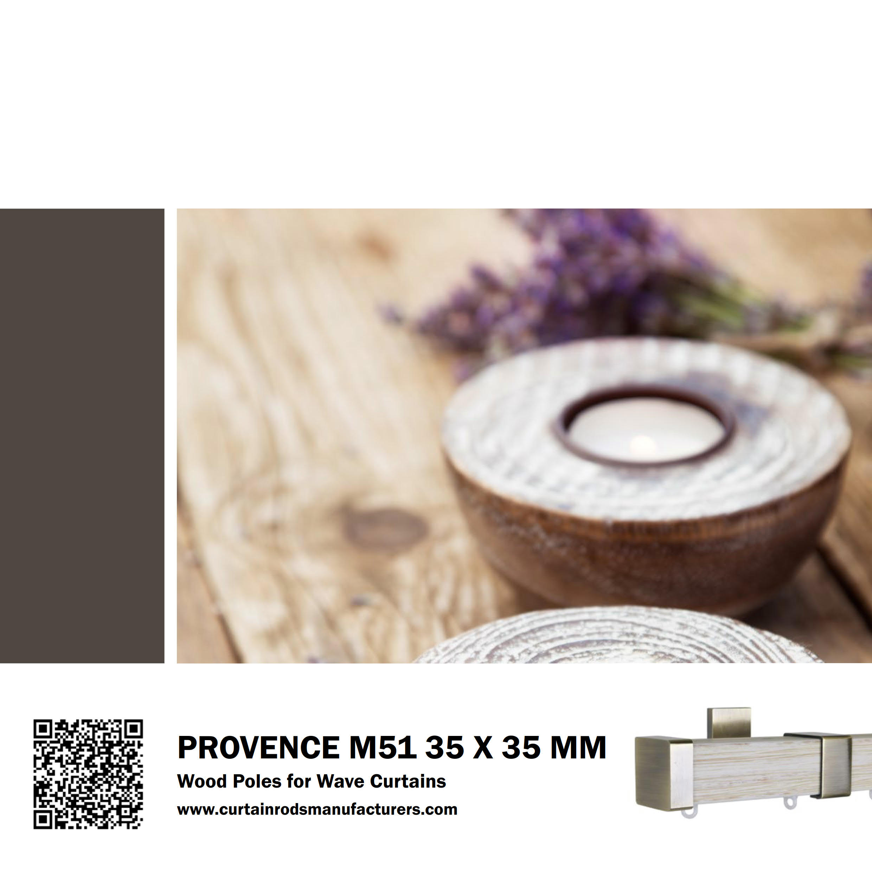 Provence M51 35 x 35mm