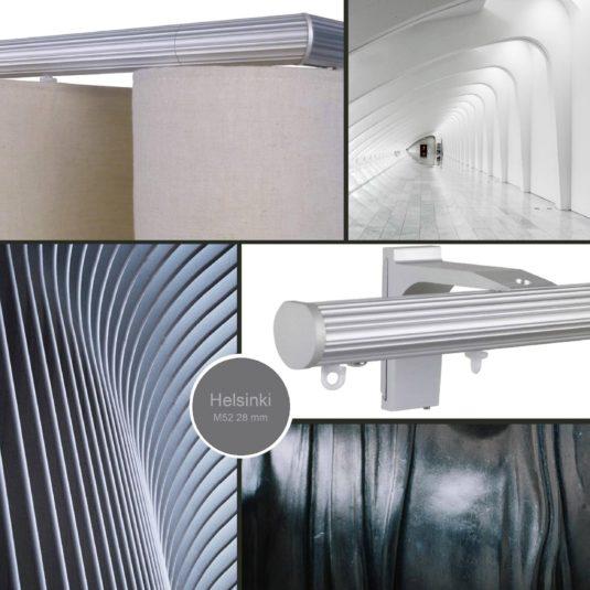Helsinki m52 a distinctive window furnishing solution